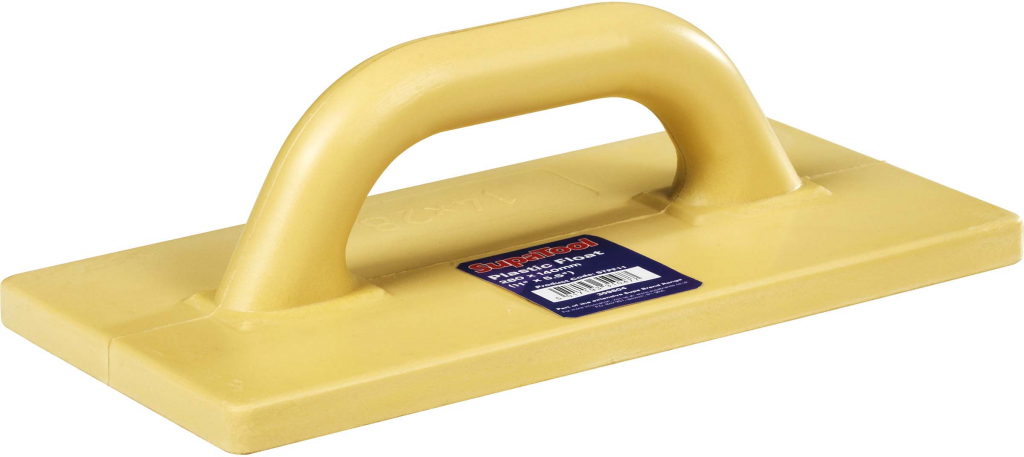 "SupaTool Plastic Float - 320 x 180mm (12.5"" x 7"")"