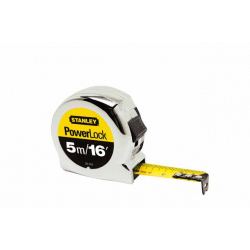 Stanley Powerlock Tape Metric/Imperial