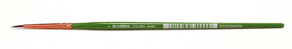 Humbrol Coloro Brush - 0