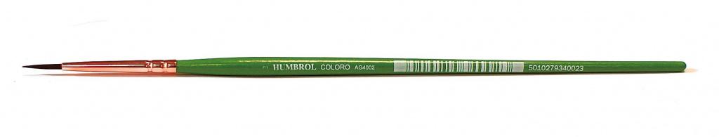 Humbrol Coloro Brush - 2