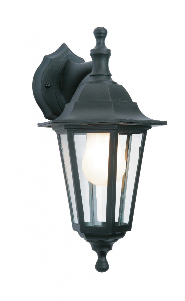 Powermaster Outdoor Lantern - Black
