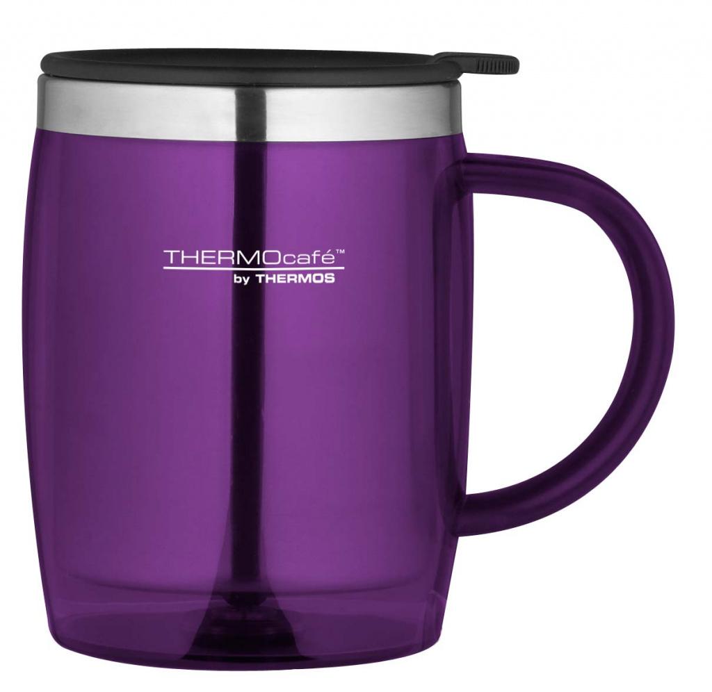 ThermoCafé™ by Thermos® Desk Mug 450ml - Purple