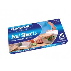 Bacofoil Sheets