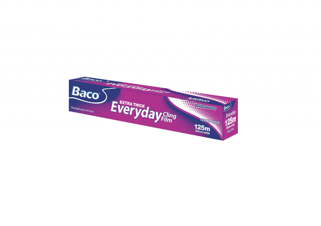 Bacofoil Everyday Clingfilm - 125m