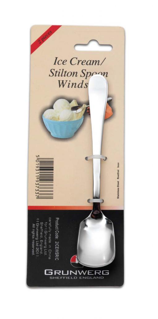 Windsor 2 Ice Cream Spoons