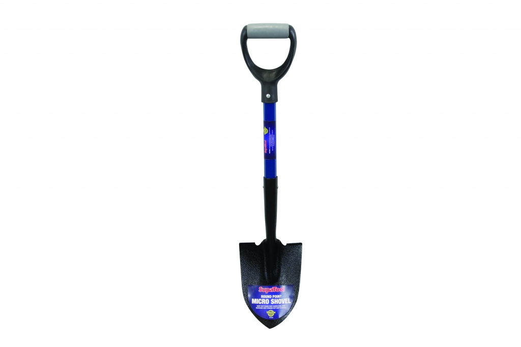 SupaTool Round Point Micro Shovel