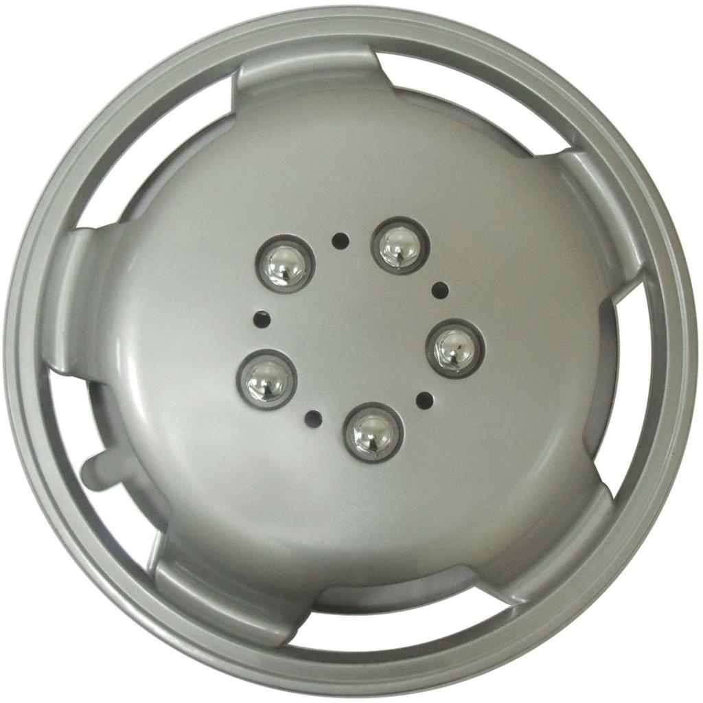 "Streetwize Extra Deep Dish Wheel Cover Set - 15"""