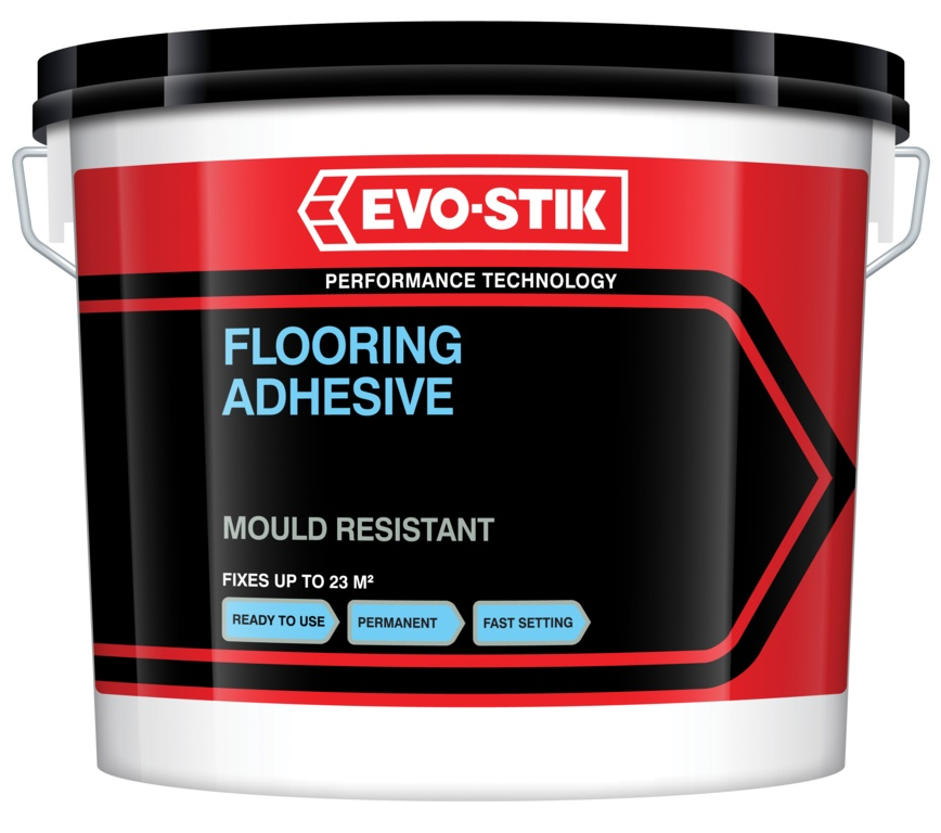 Evo-Stik Flooring Adhesive - 2.5L