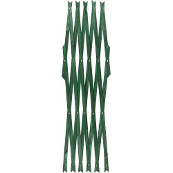 SupaGarden Trellis with Metal Rivets - 8mm Green 6ft x 3ft