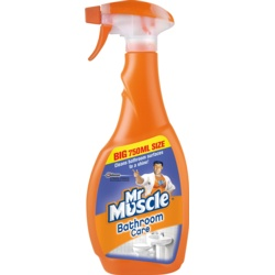 Mr Muscle Bathroom Cleaner