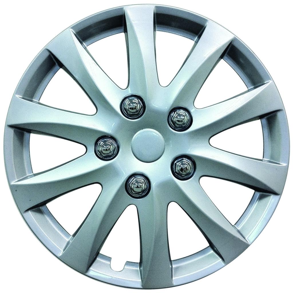 "Streetwize New Phoenix Wheel Cover Set - 16"""