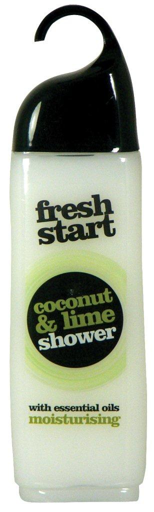 Fresh Start Shower Gel 400ml - Coconut & Lime