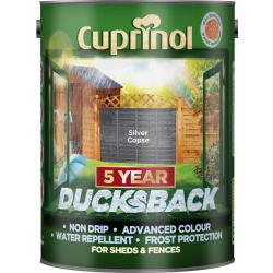 Cuprinol Ducksback Silver Copse 5l