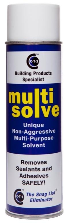 C-Tec Multisolve Can - 500ml