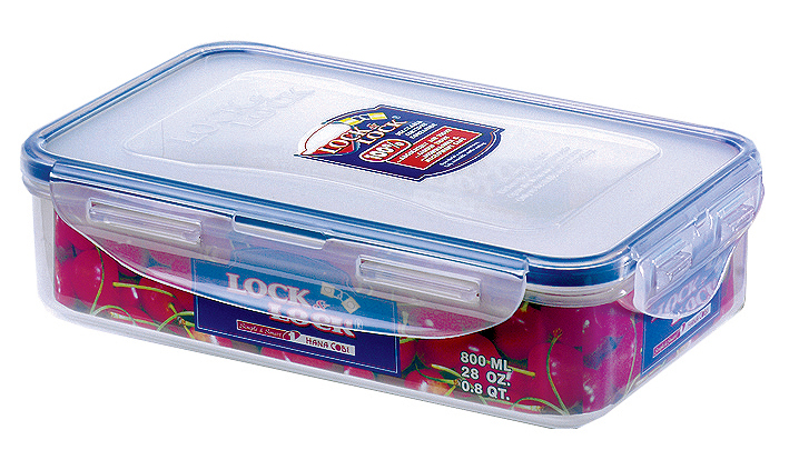 Lock & Lock Rectangular Container - 800ml