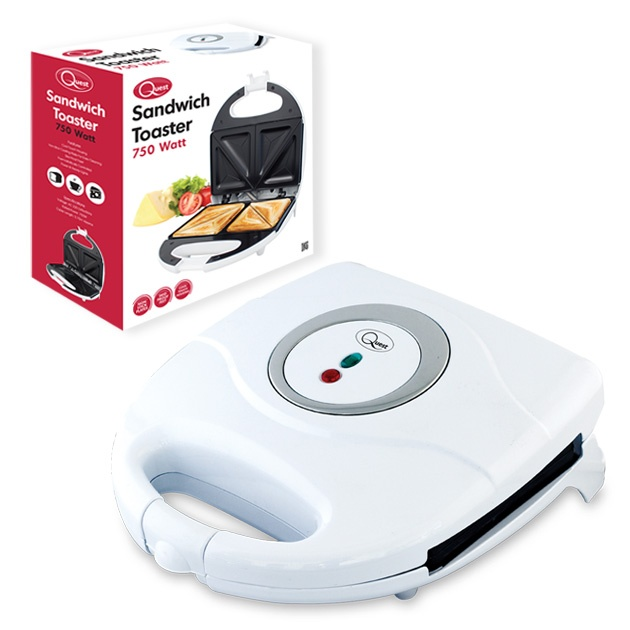 Quest Sandwich Maker - White