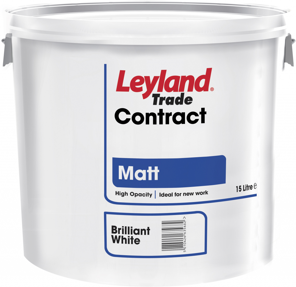 Leyland Trade Contract Matt Stax Trade Centres