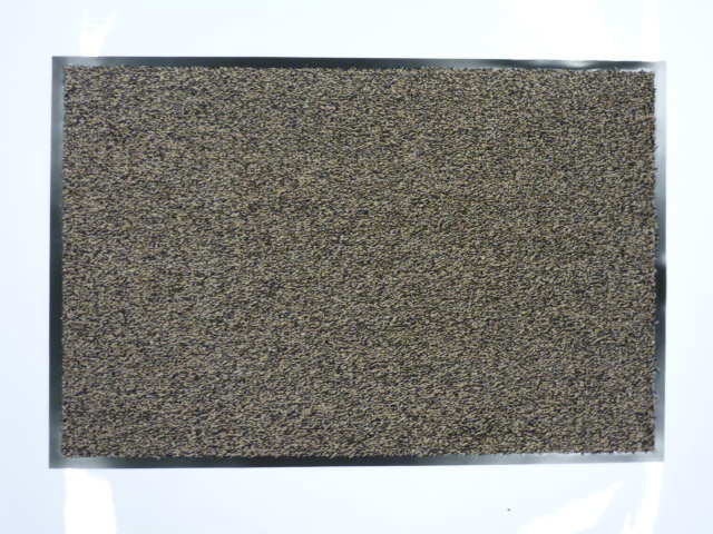 Bruce Starke Kingston Door Mat - 50 x 75cm Cotton Brown