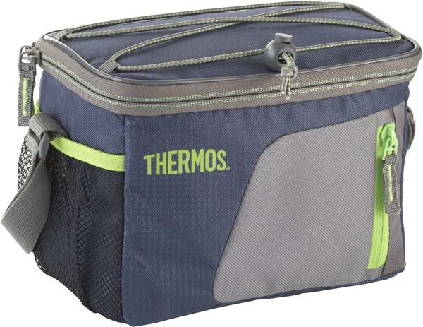 Thermos Radiance Navy Cooler - 6 Can