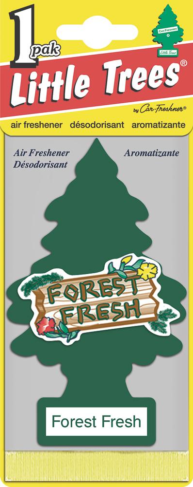Saxon Automotive Little Trees Forest Fresh