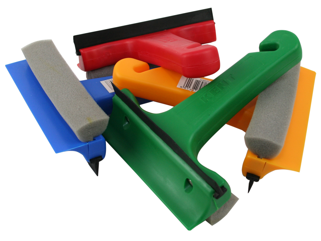 KENT Chunky Squeegee Ice Scraper