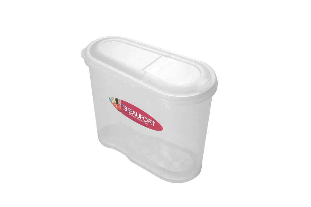 Beaufort Food Container Cereal /Dry Food - 3L Clear