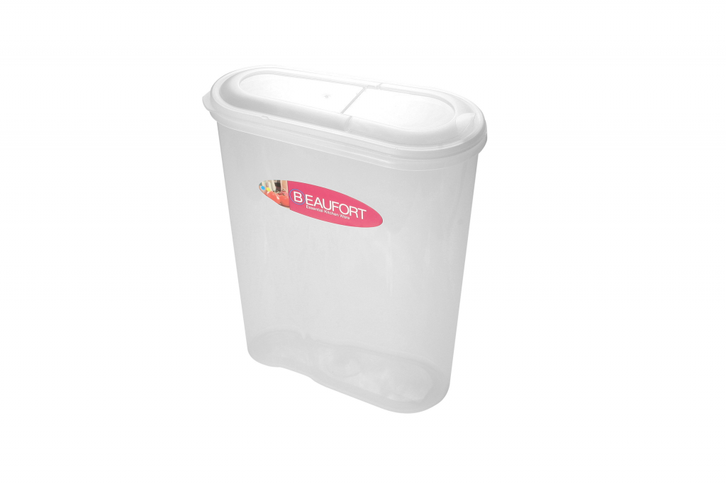 Beaufort Food Container Cereal /Dry Food - 5L Clear