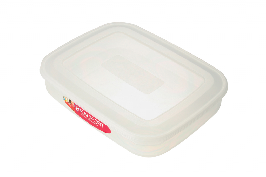 Beaufort Food Container Rectangular Clear - 2.8L