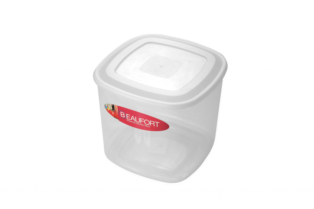 Beaufort Food Container Square Upright - 3L