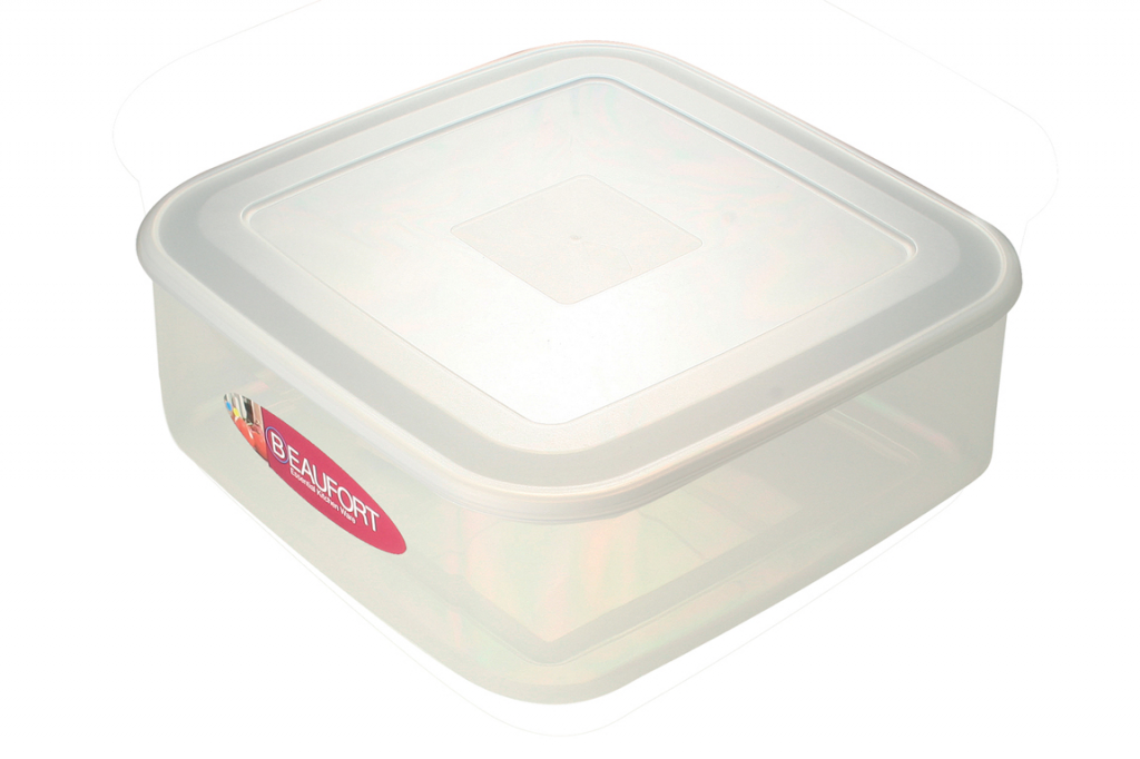 Beaufort Food Container Square - 7L