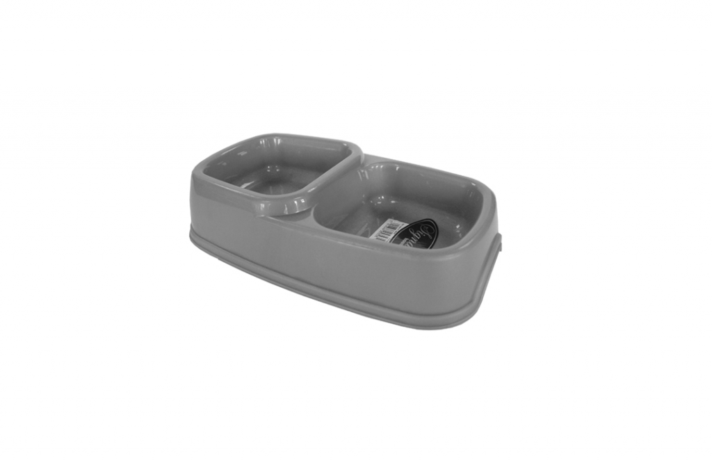 Deluxe Twin Pet Bowl
