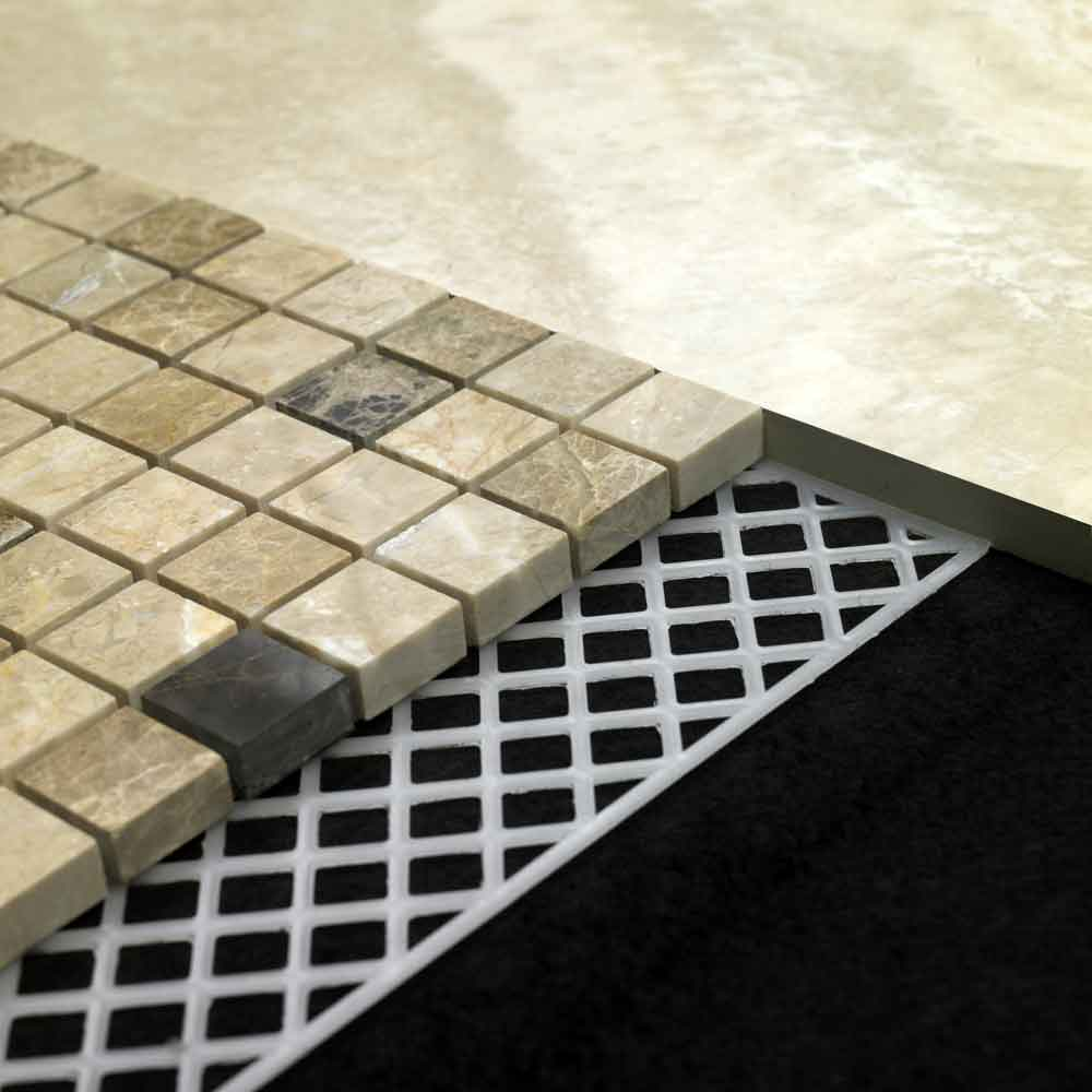 Tile Rite Mosaic Mesh Fixing Sheet