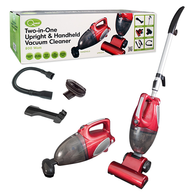 Quest 800w 2in1 Vacuum Cleaner - 800w