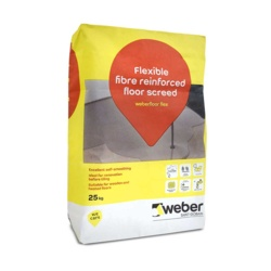 Weber Flexible Floor Levelling Compound 25kg