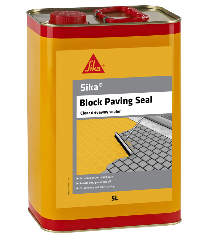 Sika Block Paving Seal - 5L