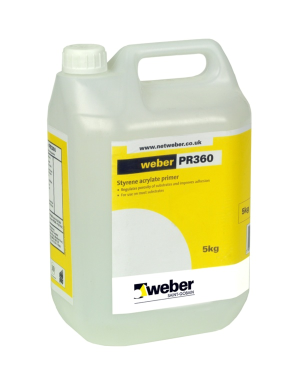 Weber Priming Solution White - 1L