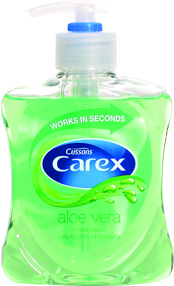 Carex Hand Wash 250ml - Aloe