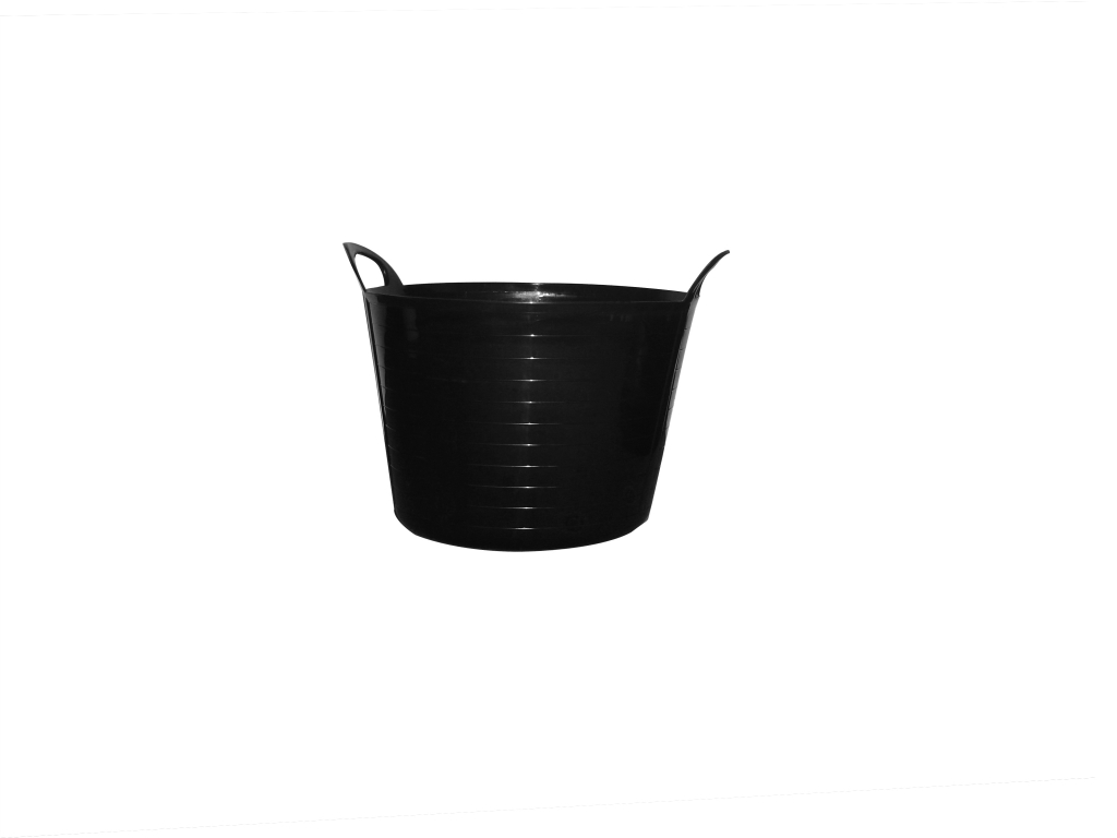 Ambassador 40L Flexi Tub - Black
