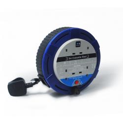 Masterplug Cable Reel 10 Amp 5m