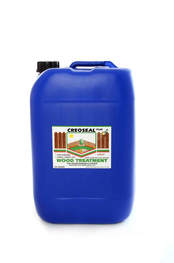 Creoseal Creosote Substitute Light - 20ltr
