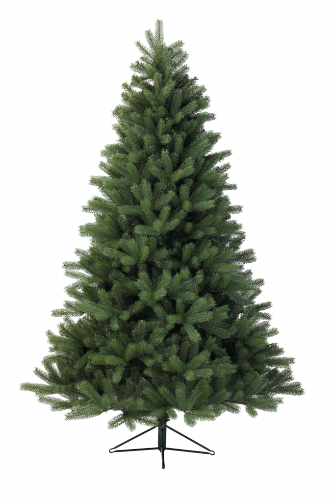 Kaemingk California Fir Tree Green - 240cm