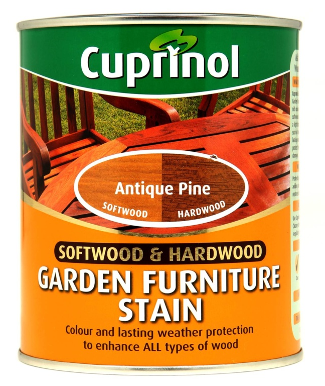 Cuprinol Garden Furniture Stain 750ml - Antique Pine