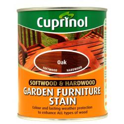 Cuprinol Garden Furniture Stain 750ml Oak