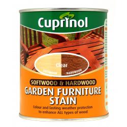 Cuprinol Garden Furniture Stain 750ml Clear