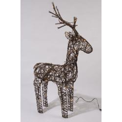 Kaemingk LED Wicker Deer