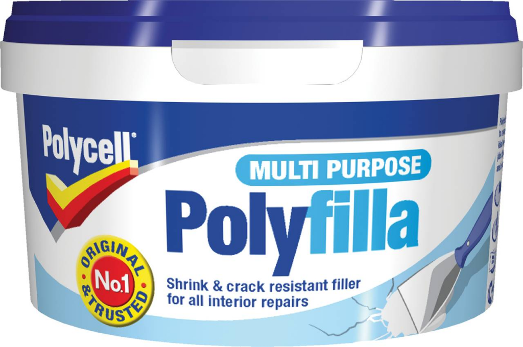 Polycell Multi Purpose Polyfilla - 600g