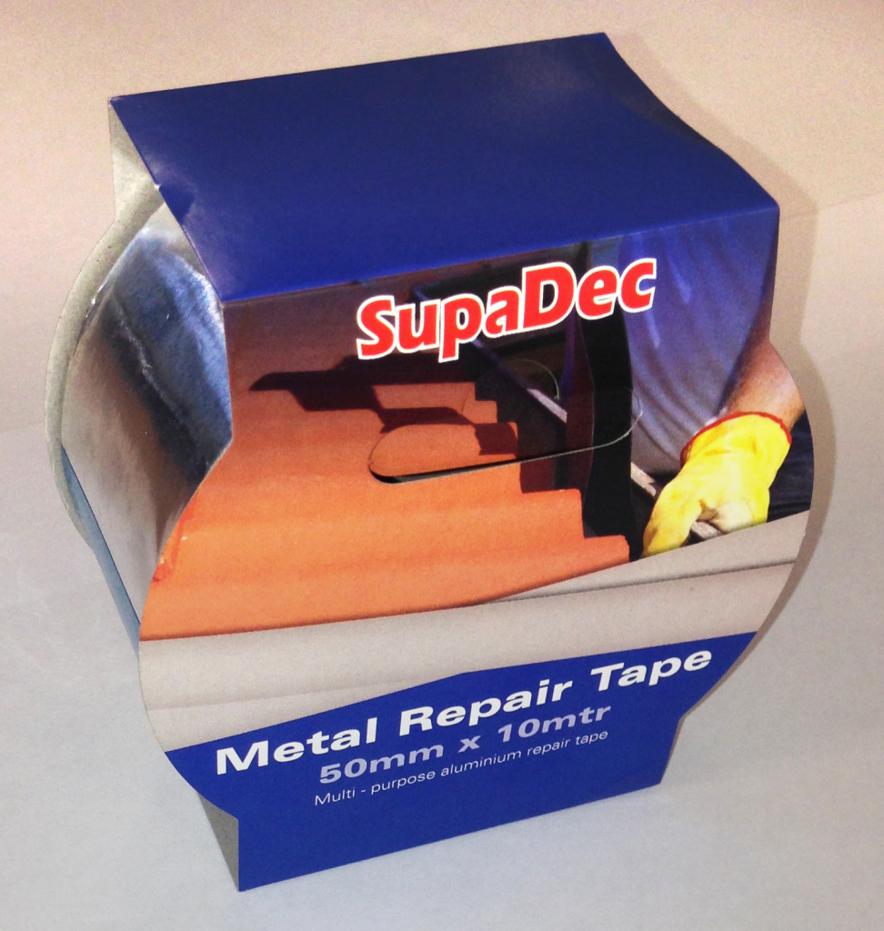 SupaDec Metal Repair Tape - 50X10M