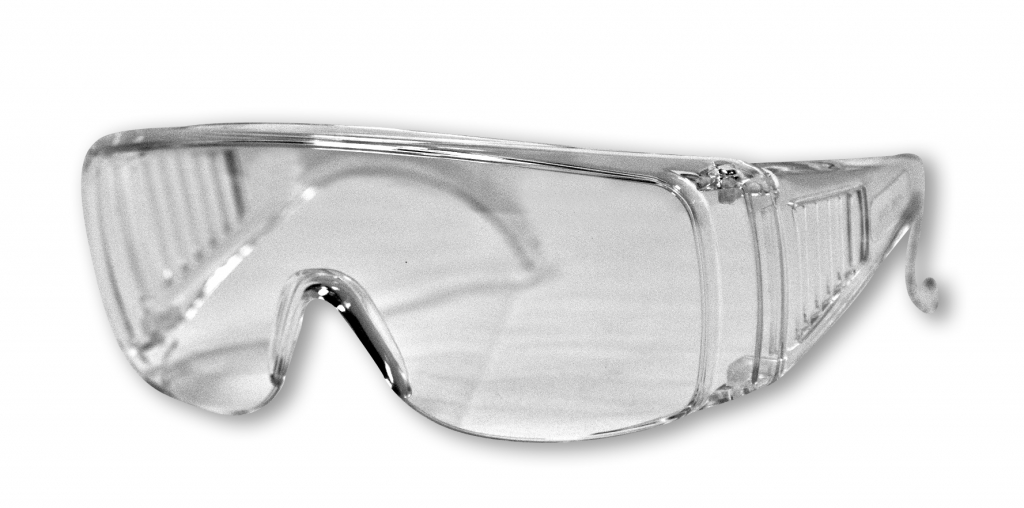 Vitrex Safety Spectacles - Clear