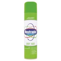 Neutradol Deodoriser Super Fresh - 300ml Aerosol