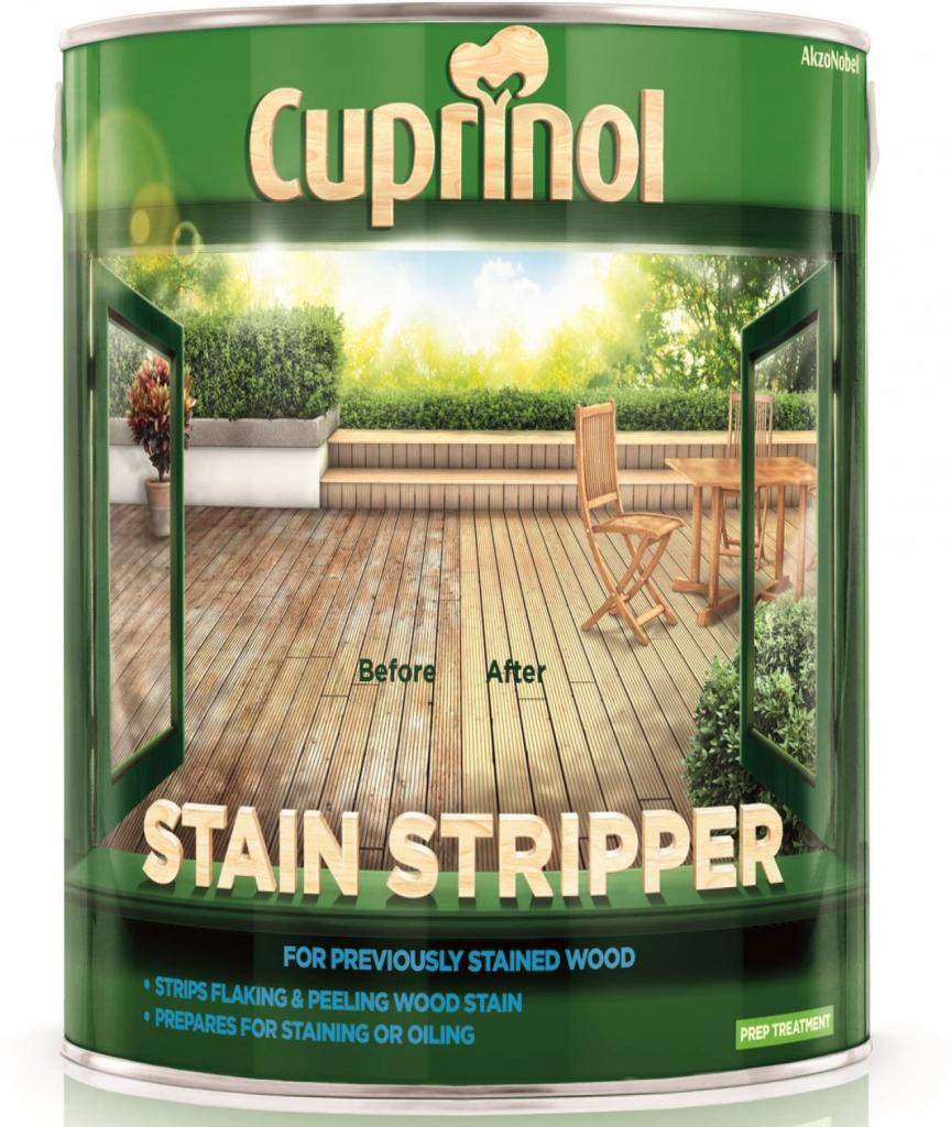 Cuprinol Stain Stripper - 2.5L